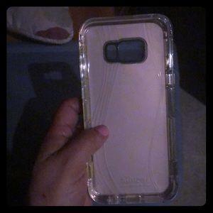 Galaxy 10 plus light up phone case